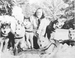 Millie Turner & dogs