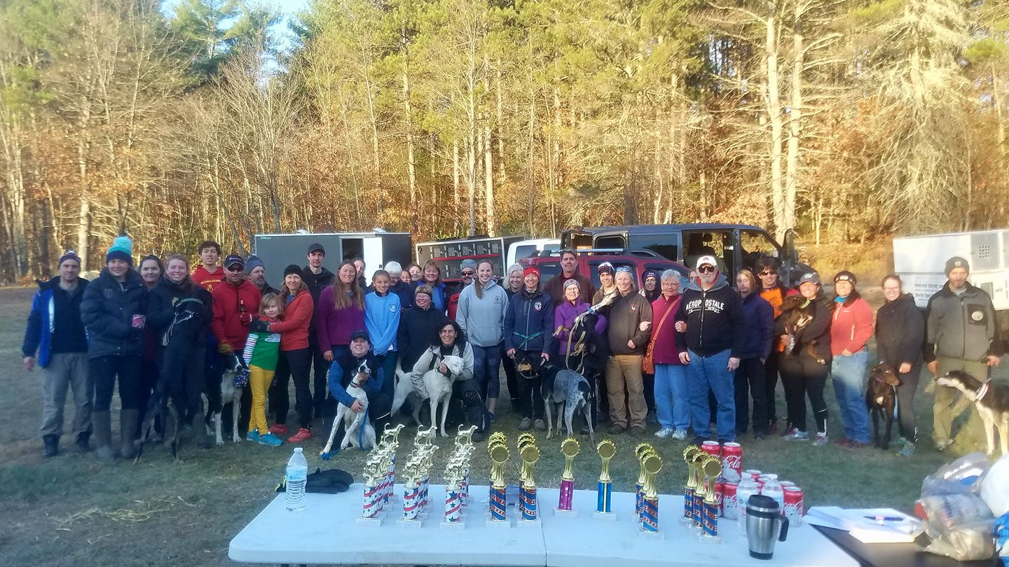 2017 Rig Race competitors and volunteers